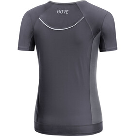 GORE WEAR R5 Maglietta da corsa Donna grigio/nero